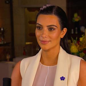 EXCLUSIVE: Kim Kardashian Speaks Out on Bruce Jenner: 'We All Support Him 100 Percent'