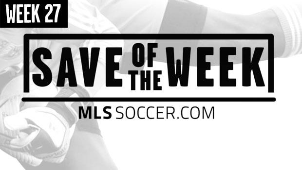 Vote now for MLS Save of the Week: Week 27