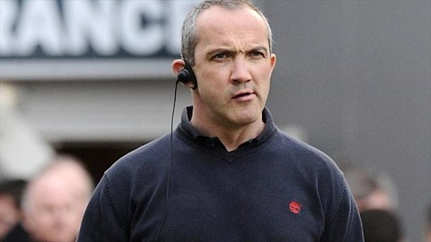 Conor O'Shea (PA Photos)