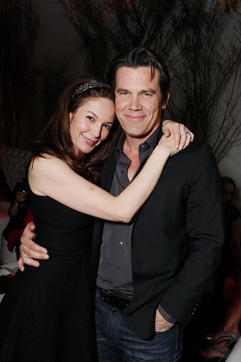 Red Riding Hood 2011 LA Premiere Diane Lane Josh Brolin