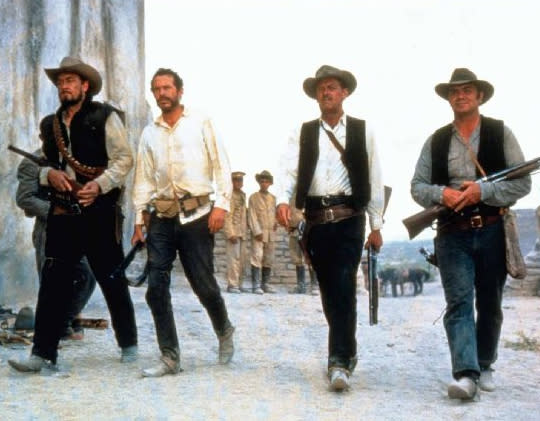 Will Smith Sets Sights on 'Wild Bunch' Reboot at Warner Bros. (Exclusive)