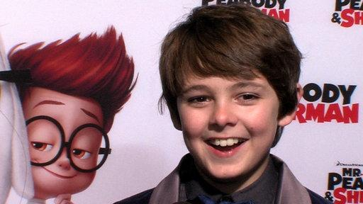 'Mr. Peabody & Sherman' Premiere