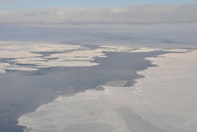 The Arctic is warming at twice the rate of anywhere else