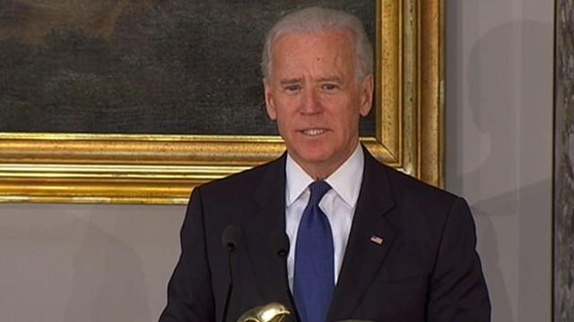 Inauguration 2013: Joe Biden Proud to be Obama's Vice President