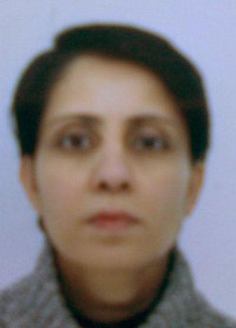 This undated hand out photo provided by the Metropolitan Police shows  Jacintha Saldanha. British police say that a nurse who was found dead days after she took a hoax call about the pregnant Duchess of Cambridge was originally from India. Scotland Yard said Saturday that 46-year-old Jacintha Saldanha, who was found dead on Friday, Dec. 7, 2012 had lived in Bristol in southwestern England for nine years. Saldanha worked at the London hospital where Prince William's wife, Kate, was being treated for acute morning sickness. The nurse was duped by a prank call performed by two Australian DJs, who pretended to be Queen Elizabeth II and Prince Charles to ask about Kate's condition. (AP Photo/Metropolitan Police)
