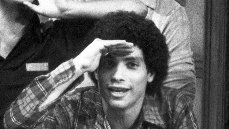 "FILE - In this 1978 file photo, Robert Hegyes portrays Juan Epstein from the comedy series ""Welcome Back Kotter."" The actor best known for playing the Jewish Puerto Rican student on the 1970s TV show has died. He was 60. (AP Photo, file)"