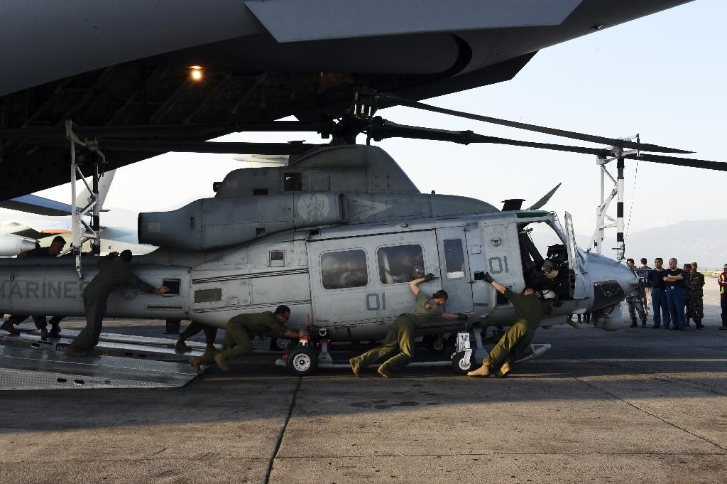 US military planes to begin Nepal quake relief sorties