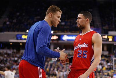 Blake Griffin's Austin Rivers impression is super mean, but very accurate