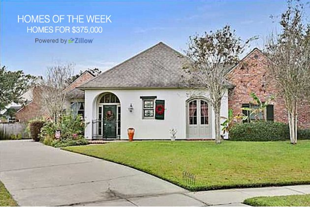 homes of the week 375k