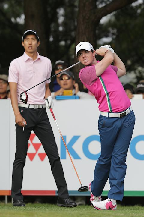 Kolon Korea Open 2013 - Round Three