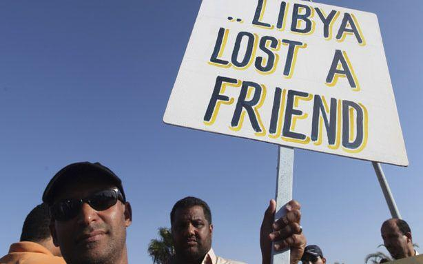 The State Department Turned Down a Security Request from Libya's Embassy
