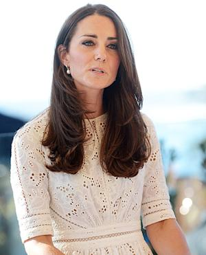 Kate Middleton Gives Touching Speech at Children's Hospice, Prince William Fights Back Tears