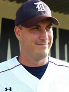 Palm Beach Dwyer coach Frank Torre — Tommy Hutton Baseball Camps