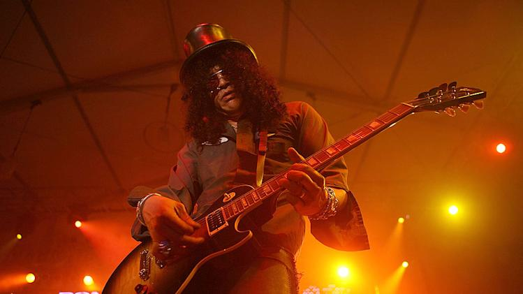 Slash Super Bowl Prty