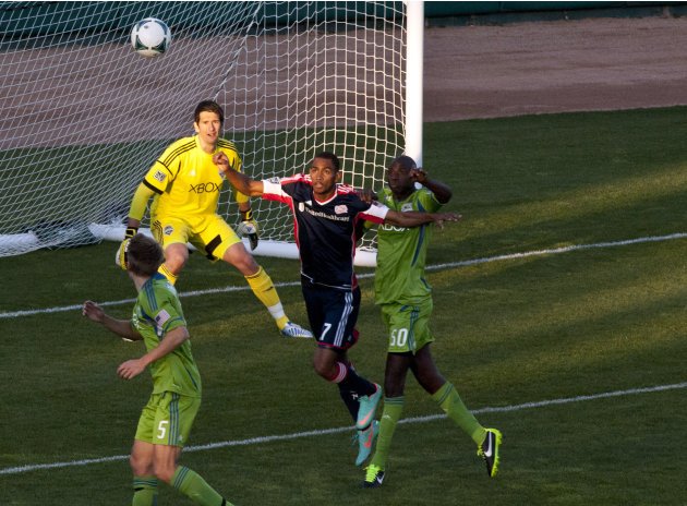 MLS: Preseason-New England Revolution vs Seattle Sounders