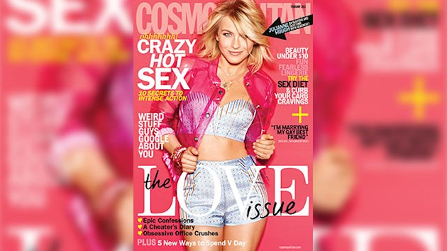 Julianne Hough Reveals Horrific Childhood Abuse
