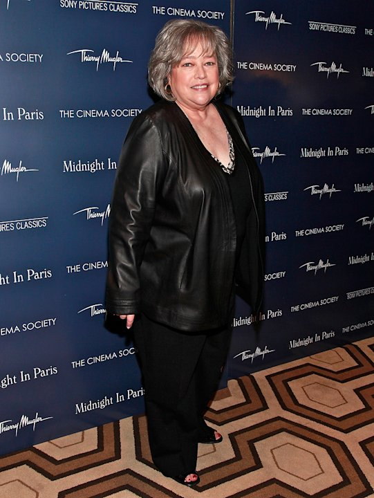 Midnight in Paris 2011 NYC Screening Kathy Bates