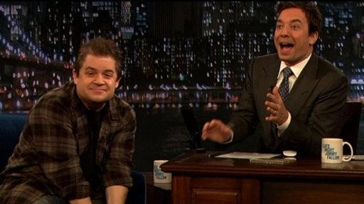 Patton Oswalt, Part 1