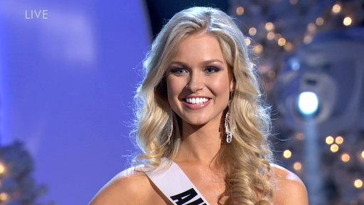 Interview Round: Miss Australia