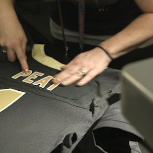 How the 2015 NFL Draft jerseys get made