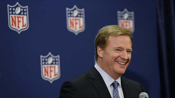 Goodell sees progress in player safety