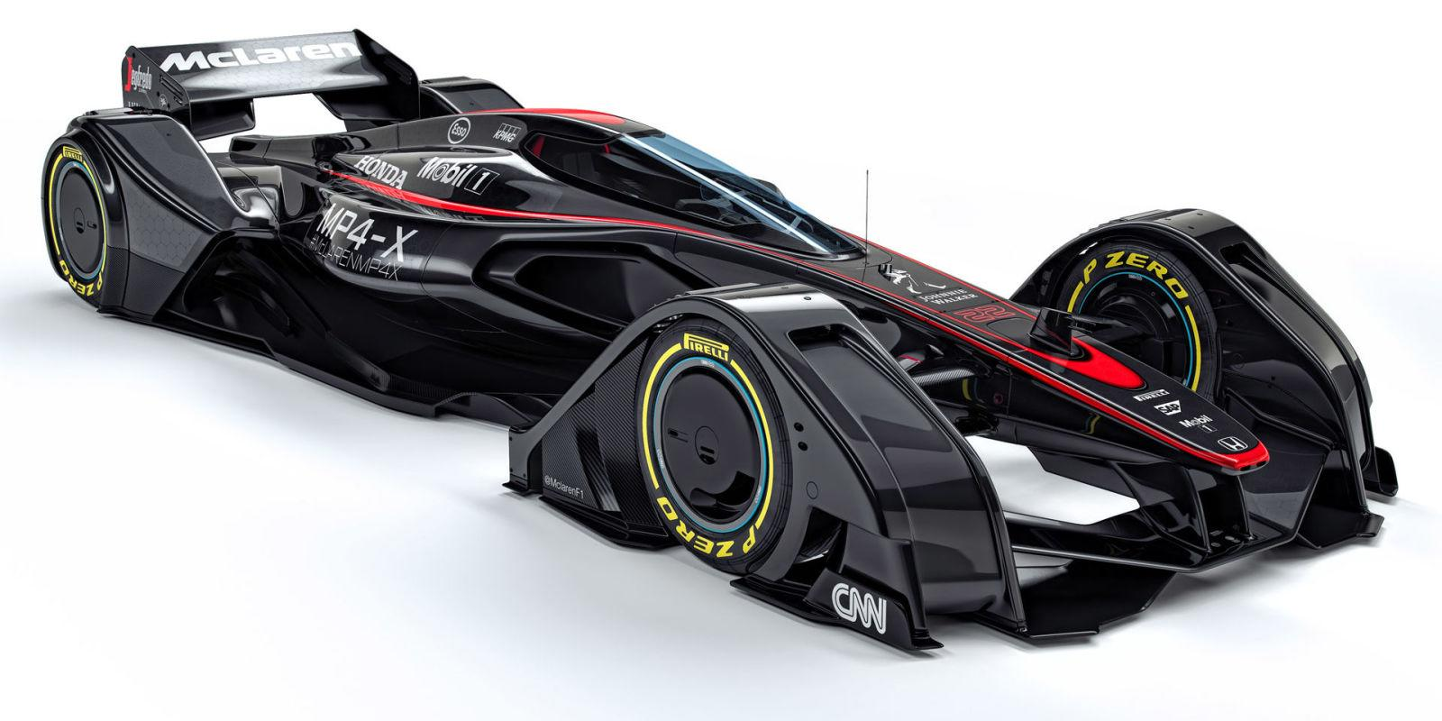 How F1 Drivers Might Control Cars With Their Brains