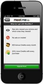 MeetMe(R) Introduces Mobile Subscription Product MeetMe+