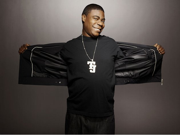 Tracy Morgan stars as Tracy Jordan in &quot;30 Rock.&quot; 