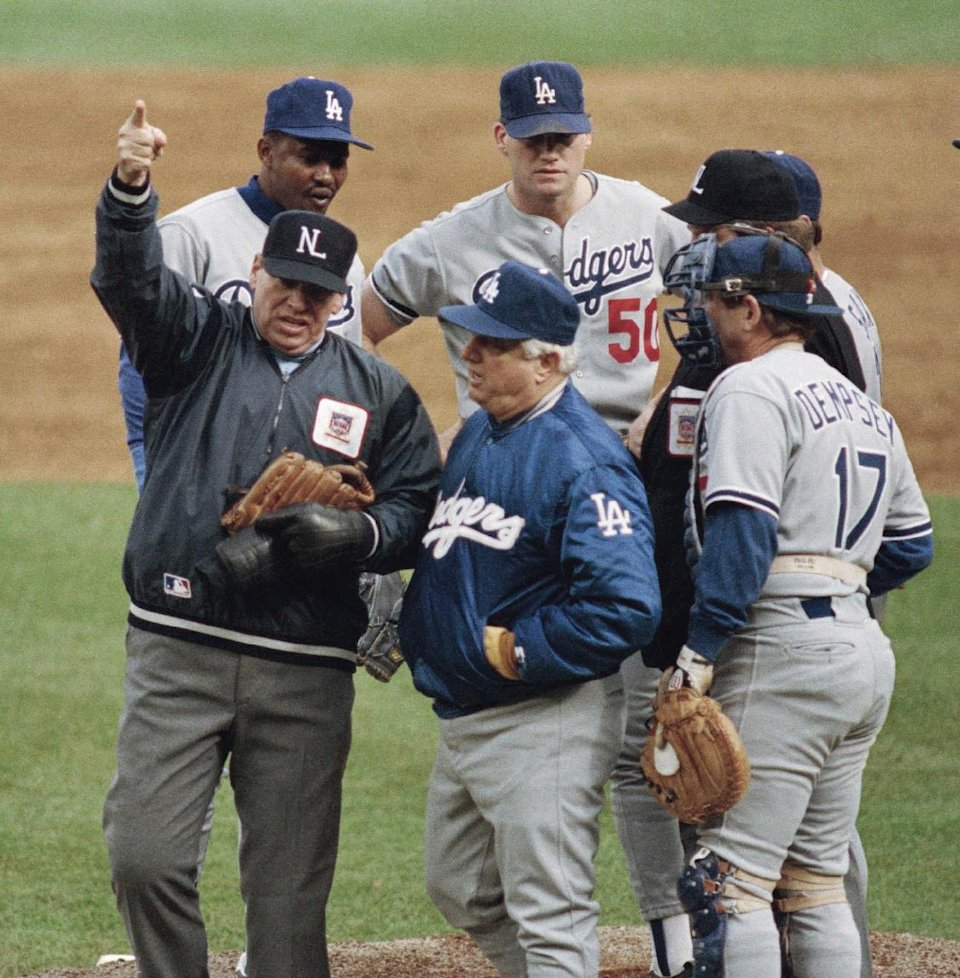 Baseball Umpire Death http://news.yahoo.com/longtime-mlb-umpire-harry-wendelstedt-dies-73-192247376--mlb.html