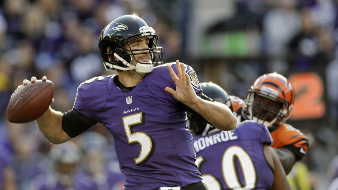 Ravens' uplifting win can't mask team's flaws