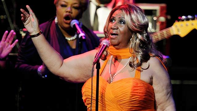 Aretha Franklin Cancels Shows Due to Health Issue