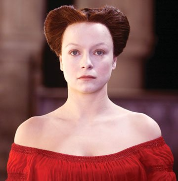 Samantha Morton as Mary Stuart in Universal Pictures' Elizabeth: The Golden Age