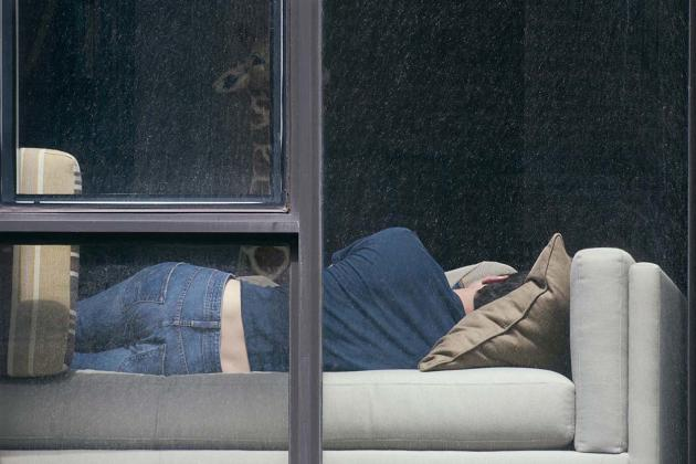 "Arne Svenson, The Neighbors #11, 2012, pigment print, 30 x 45"", ed. 5"