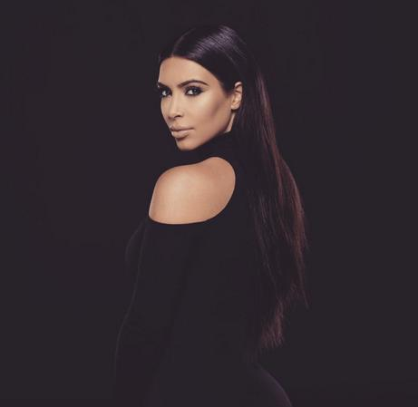 Kim Kardashian Responds To 'Fat B*tch' Twitter Jibes Like A Pro