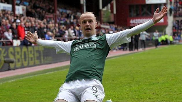 Scottish Premier League - Griffiths called up by Scotland to face Croatia