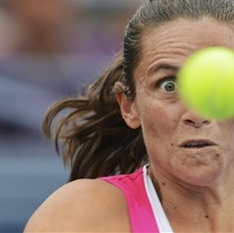 Italians Errani, Vinci to meet in US Open quarters The Associated Press Getty Images Getty Images Getty Images Getty Images Getty Images