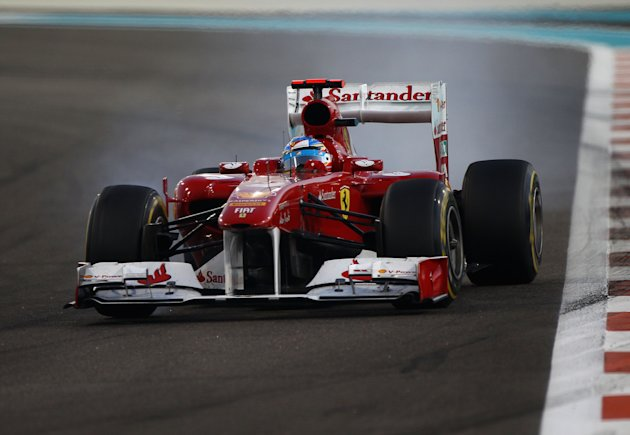 F1 teams at Abu Dhabi Grand Prix