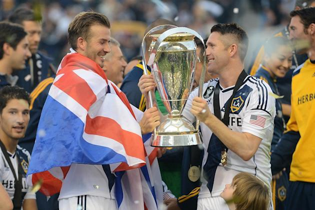 2012 MLS Cup - Houston Dynamo v Los Angeles Galaxy