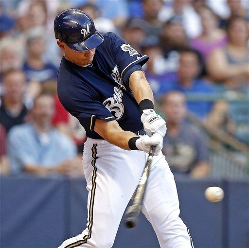 Brewers top Diamondbacks 10-2