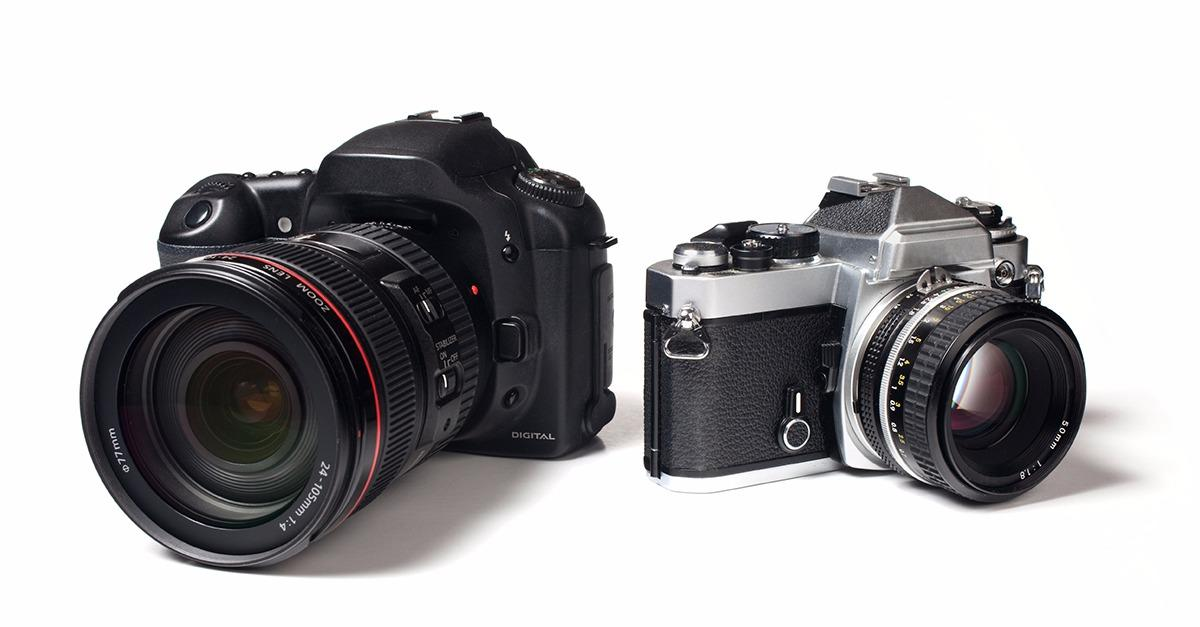 Save on a Feature-Rich Digital Camera Here