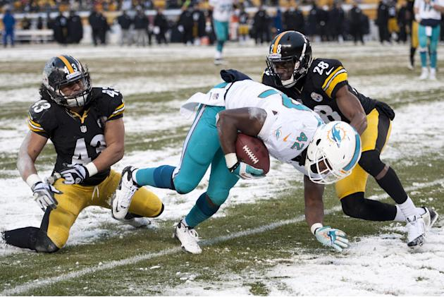 Steelers look for motivation as playoffs slip away