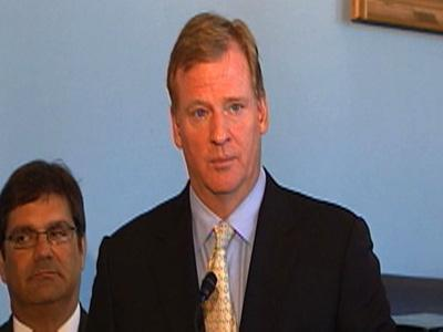 Goodell: 'Head injuries are serious'