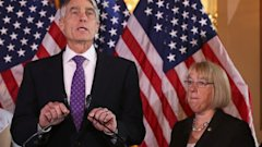 gty udall murray kb 140709 16x9 608 Dems Strike Back on Hobby Lobby Case With Not My Bosss Business Act