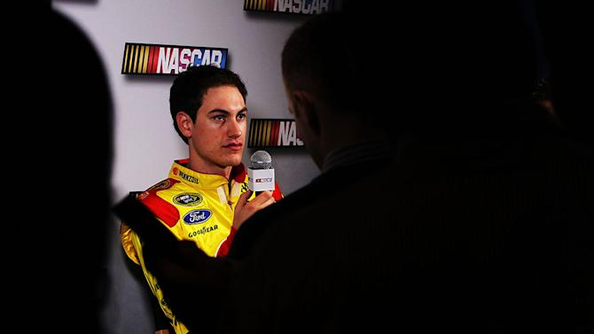 Notebook: Logano could face qualifying quandary