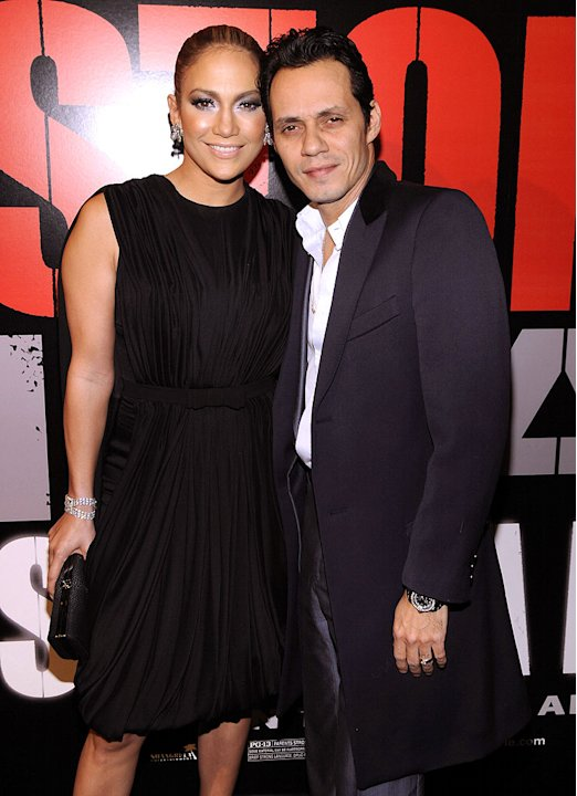 Jennifer Lopez Marc Anthony 2008