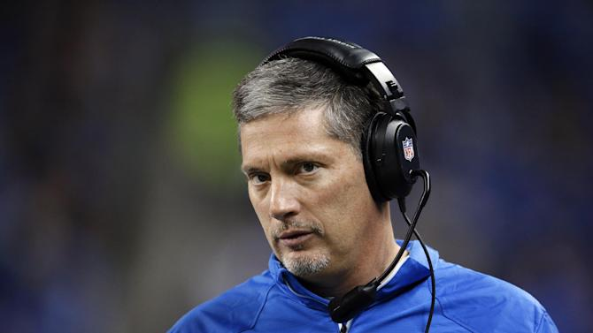 Bills hire ex-Lions coach Schwartz to run defense