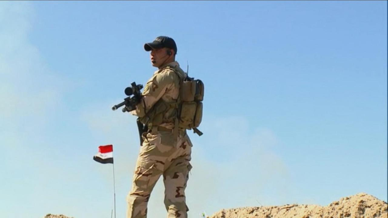 Biggest Offensive Yet in Northern Iraq Against ISIS