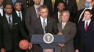 Did Barack Obama Jinx the Miami Heat Ahead of Third-Straight Loss?