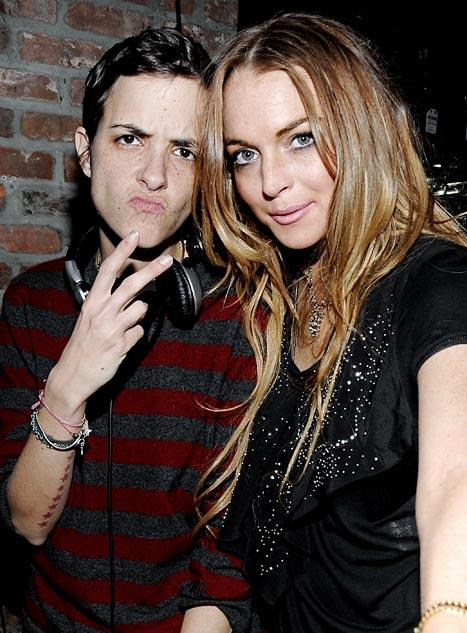 "Lindsay Lohan on Samantha Ronson: ""Two Toxic People Cannot Be Together"""
