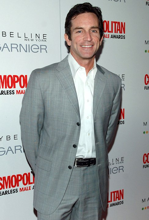 Jeff Probst at the Fun Fearless Male Awards, presented by Cosmopolitan. 